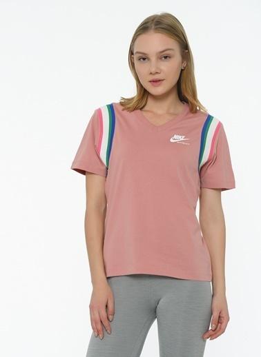 Nike Tişört Pembe